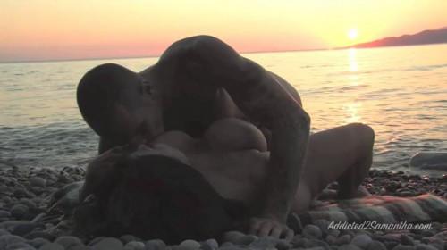 Sunset Beach Part 1 Amateur Porn