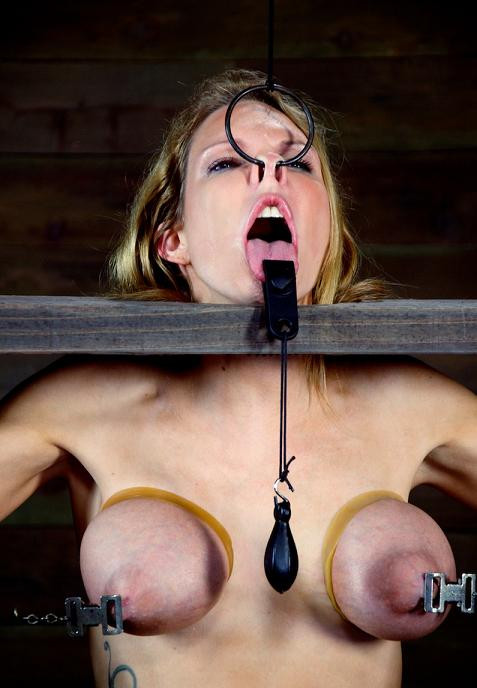 Divine torture for the icon of Bdsm