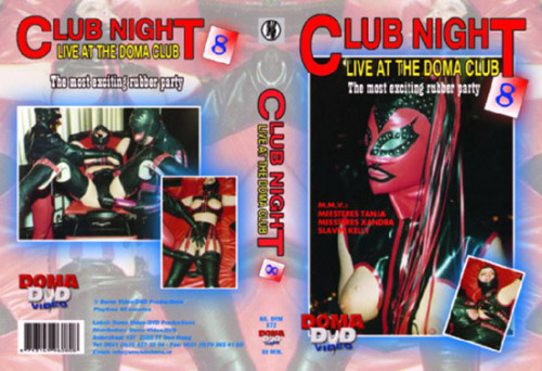Club Night Volume 08