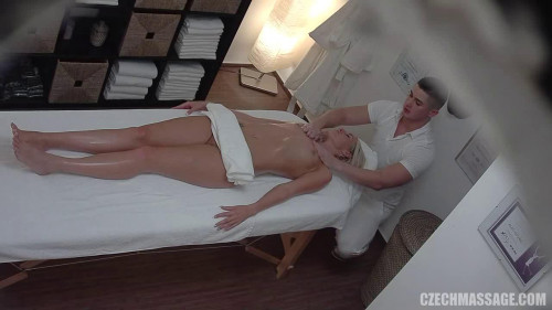 Czech Massage Scene number 1 Hidden camera