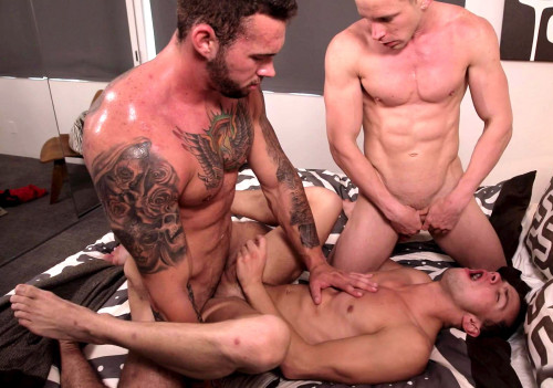 Logan Cross, Steve Rogers & Cameron Dalile (720p,1080p)