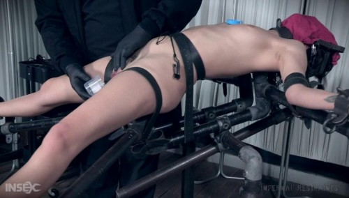 Bondage & Torture For Alex More BDSM