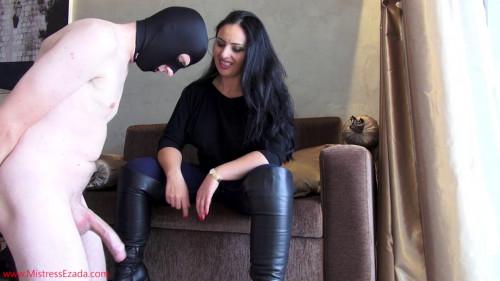 Mistress Ezada Sinn Milked bone dry (2016)