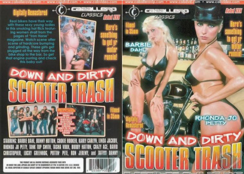 Down and Dirty Scooter Trash