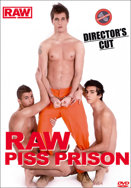 Raw Films - Piss Raw Prison - Memoirs of a Twink Convict
