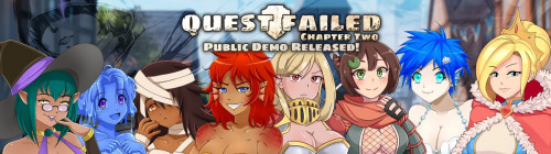Quest Failed Hentai Games