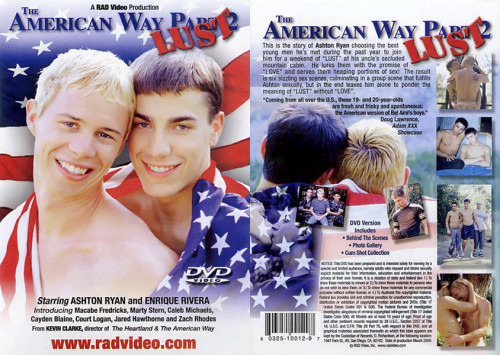 Rad Video - The American Way Part 2: Lust (2000) Gay Retro