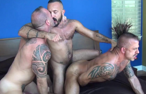 Mature fuck-holes destroyed by huge dicks