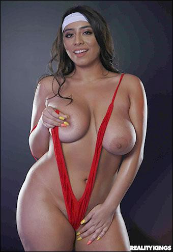 Violet Myers - Wetter Melons Latinos