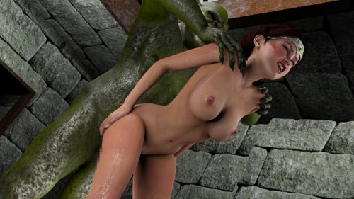 Bride Of The Goblin - Wedding Ritual 3D Porn