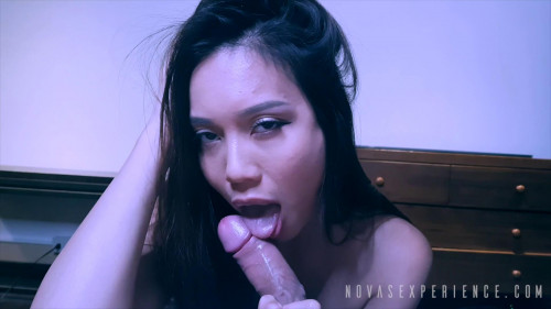 Asian Sex Robot in Anal Mode