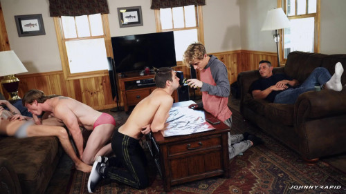 Johnny Rapid, Tom Bentley & Kyle Connors – Come Get That Hole Wrecked