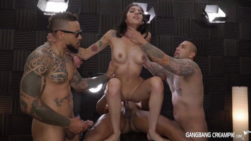 Destiny Love - Gang Bang Creampie