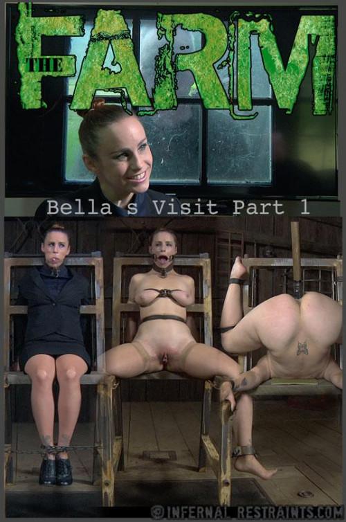 IRestraints - Bella Rossi - The Farm - Bella's Visit - Part 1