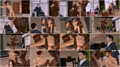 the spectator 3D Porn