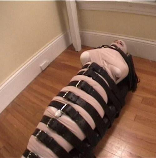 Alice Does Mummification Egyptian Style