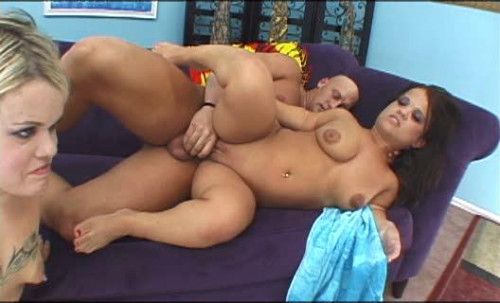 2 Squirting Midgets And A Guy