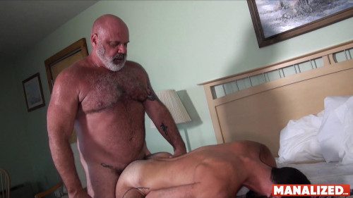 Manalized - Stephen Harte & Tony DaRimma - Handled By The Daddy Bear