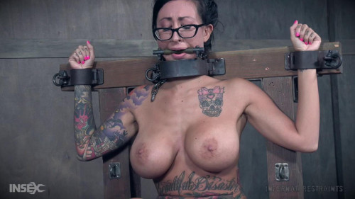 Ir lily lane - held accountable - Extreme, Bondage, Caning