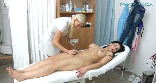 Alexandra (28 years girl gyno exam) 11 Feb 2016