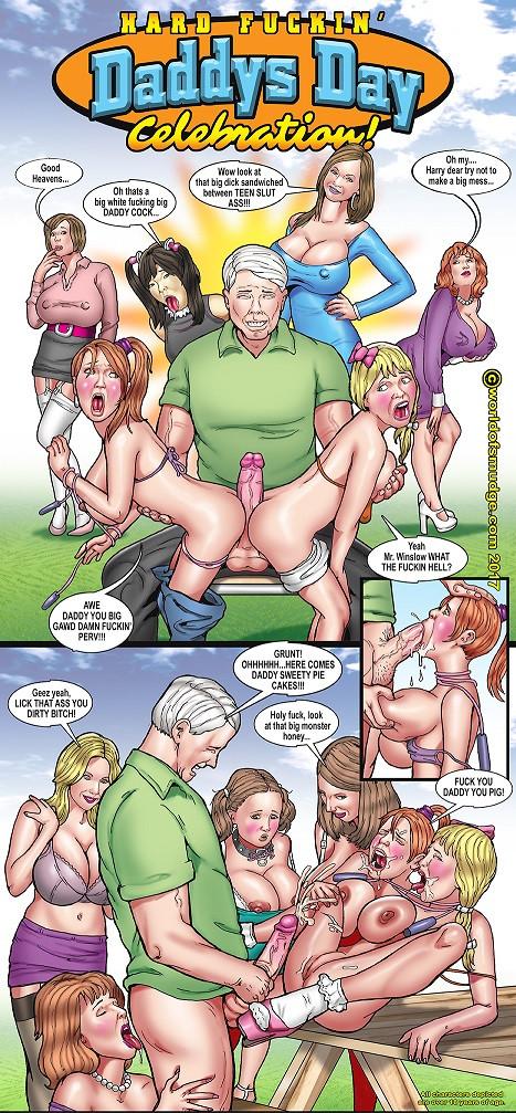 Comics Big tits