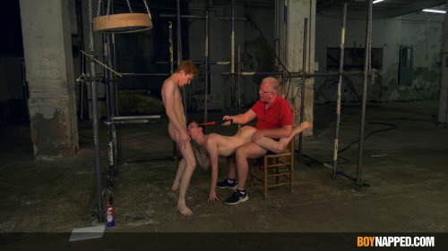 BN - Tormenting 2 Twinky Play Things: Part 1