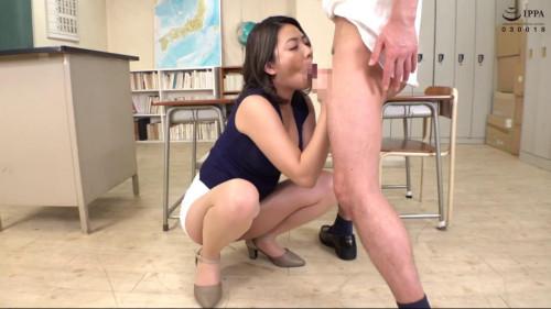 Nympho Teacher With Big Tits