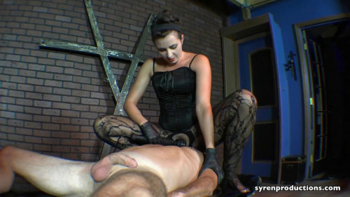 Goddess Helena-So Close Yet So Far Femdom and Strapon