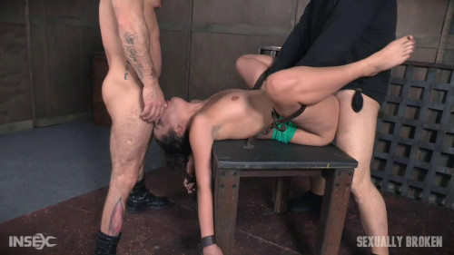 Pretty Paisley Parker Prefers Plentiful Penis' Penetrating her Puffy Pink Pussy