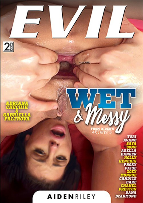 Wet and Messy