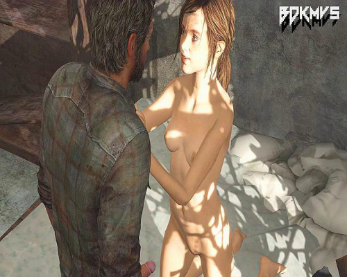 Ellie ( The Last of Us ) assembly 3D Porno