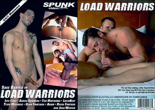 Load Warriors Gay Movies