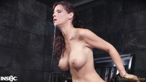 Big Breasted Sexy Milf Syren De Mer In Relentless Live - HD 720p BDSM