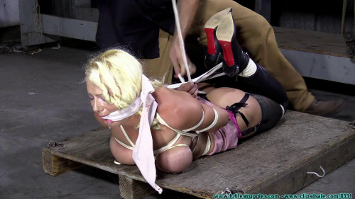 Summer Transported and Hogtied