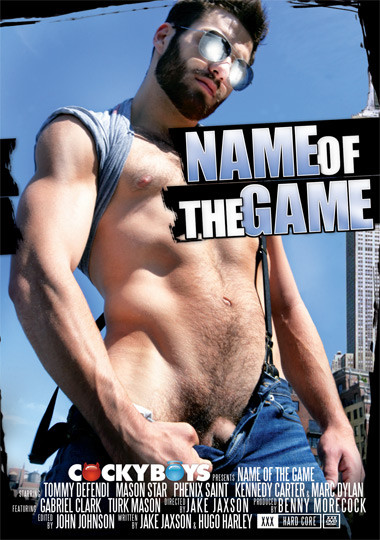 Cocky Boys – Name Of The Game (2011) Gay Full-length films