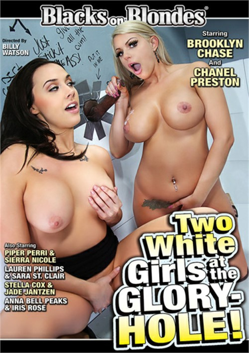Two White Girls At The Gloryhole Unusual