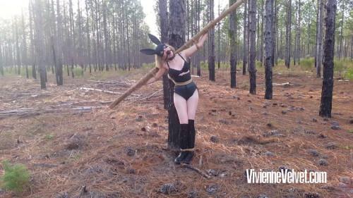 Gothic Bondage Bunny