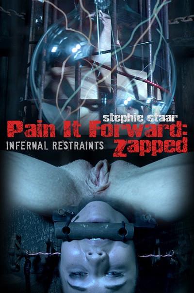 InfernalRestraints - Pain it Forward: Zapped BDSM