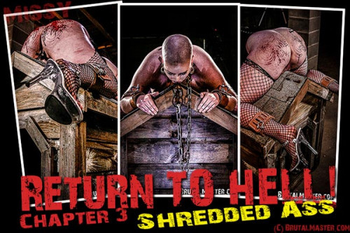BrutalMaster - Missy - Return To Hell Chapter 3
