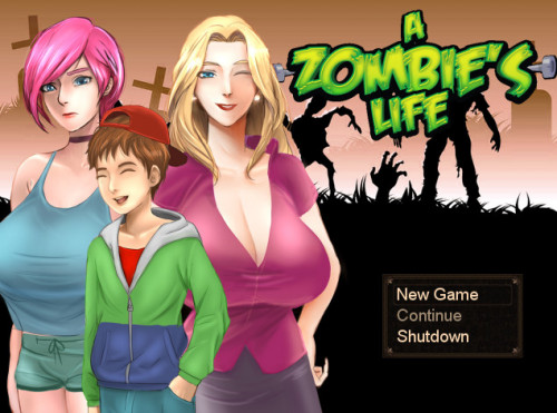 A Zombies Life Ver. 0.4