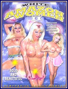 White amazon women vol2