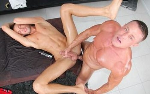 Dick Friction (Levi Madison and Tyler Saint)