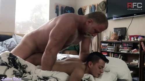 RFC - Rick Kelson With A Very Willing Latin Guy Bareback