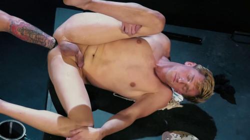 Full Fist Interrogation, Scene #01 - Colin Bryant, Hugh Hunter