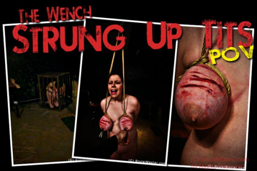 Wench | Strung Up Tits POV