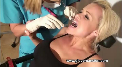 Evil Dentist Lucy Zara