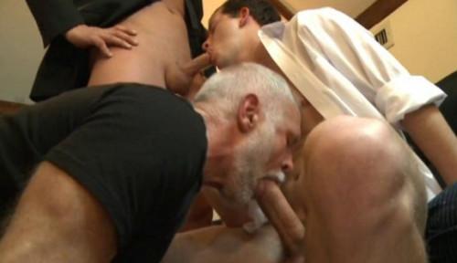 Older Men Gets Into Trouble