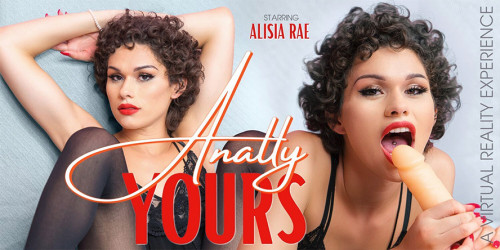 Alisia Rae (Anally Yours