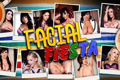 Facial Fiesta 2015 Erotic games