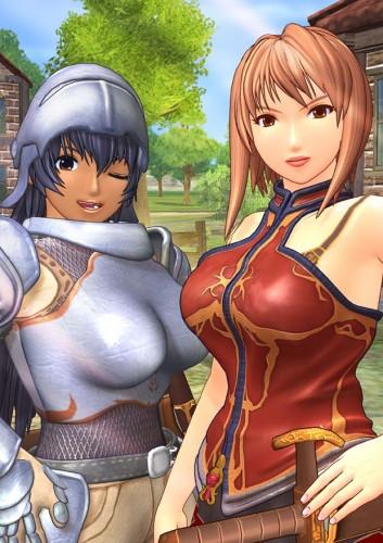 Aitona – The Female Warrior 1-2